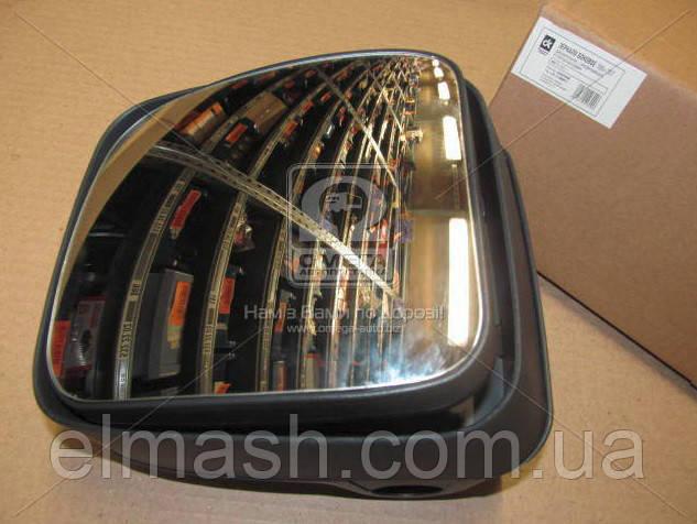 Зеркало боковое MAN дополнительное с электроприводом и  электроподогревом 188X207 <ДК>