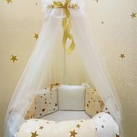 Постельный комплект Baby Design Stars