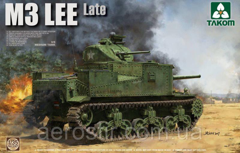 M3 Lee 1/35 TAKOM 2087