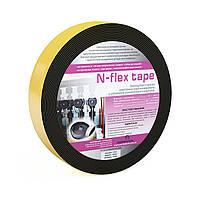 Самоклеющаяся лента из синтетического каучука N-Flex Tape 75х6х15000мм