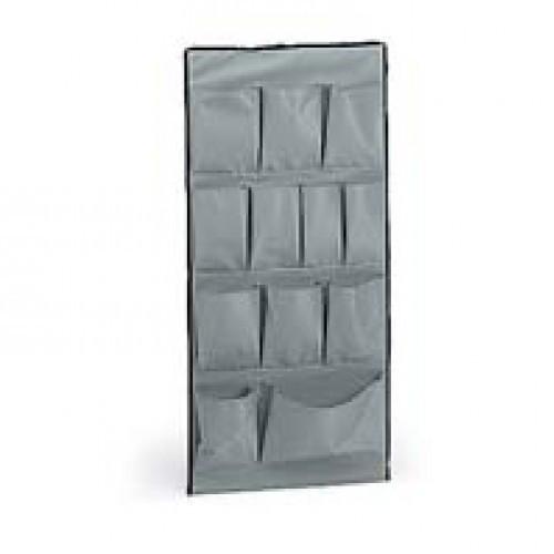 Панель боковая с карманами для тележек Green Hotel (3671)