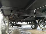 Прицеп Днепр двухосный усиленный с внутренними колесами, фото 7