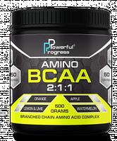 Amino Bсаа 2:1:1+Glutamin 500 грамм