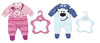 Одежда для куклы BABY BORN - СТИЛЬНЫЙ КОМБИНЕЗОН (2 в ассорт., цена за 1 ед.)***, фото 1