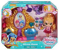 Fisher-Price Набор игровой Шимер и Шайн Зеркальная комната Лии Nickelodeon Shimmer & Shine, Mirror Room Toy, фото 1