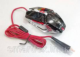 Мышь проводная игровая ZornWee X20