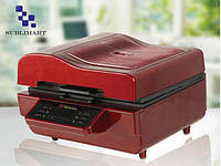 Бизнес в домашних условиях: вакуумный настольный термопресс для сублимации
