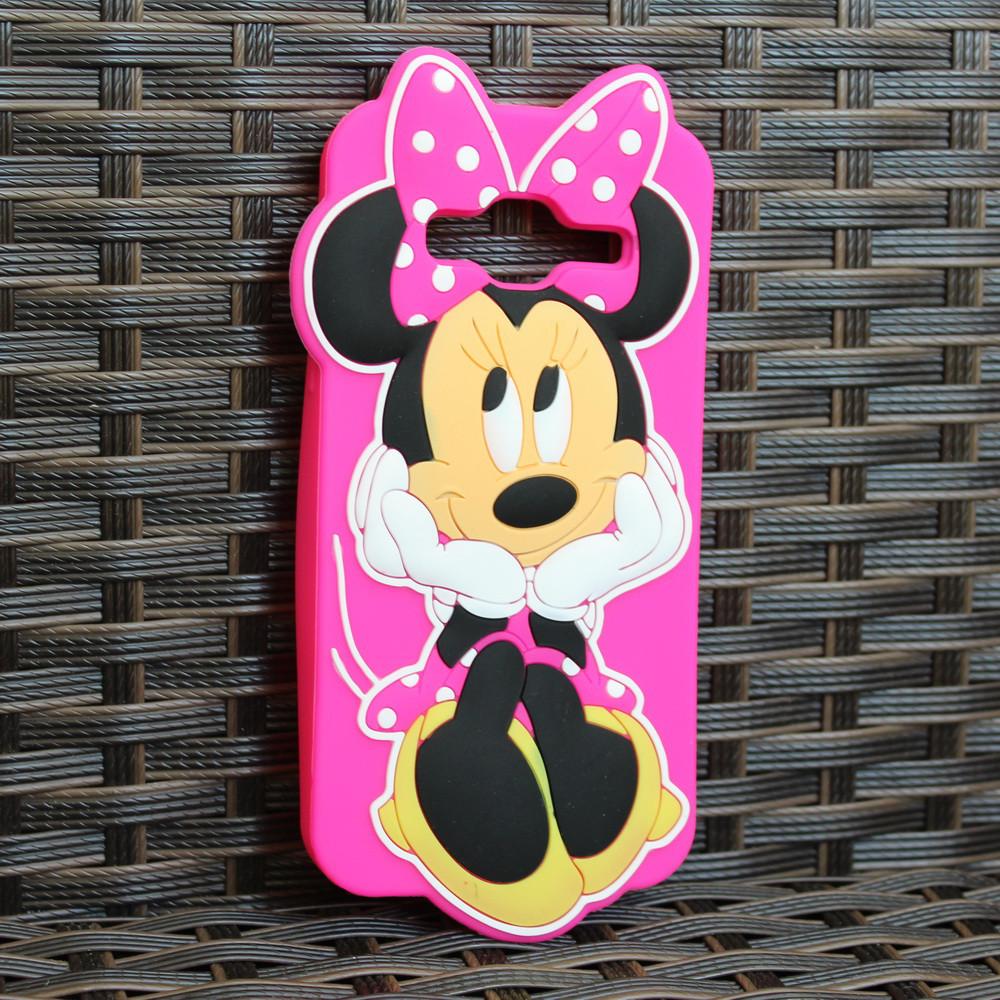 Чехол Minnie Mouse для Samsung Galaxy J3 J320 2016