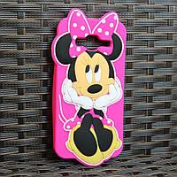 Чехол Minnie Mouse для Samsung Galaxy J3 J320 2016, фото 1