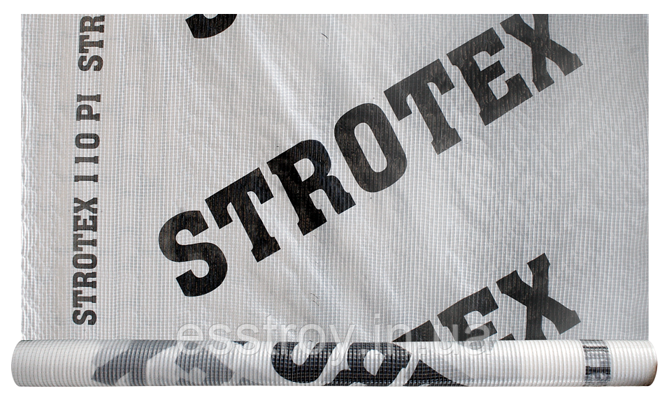 Пароизоляционная пленка Strotex 110 PI