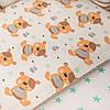 Постельный комплект Baby Design Мишки