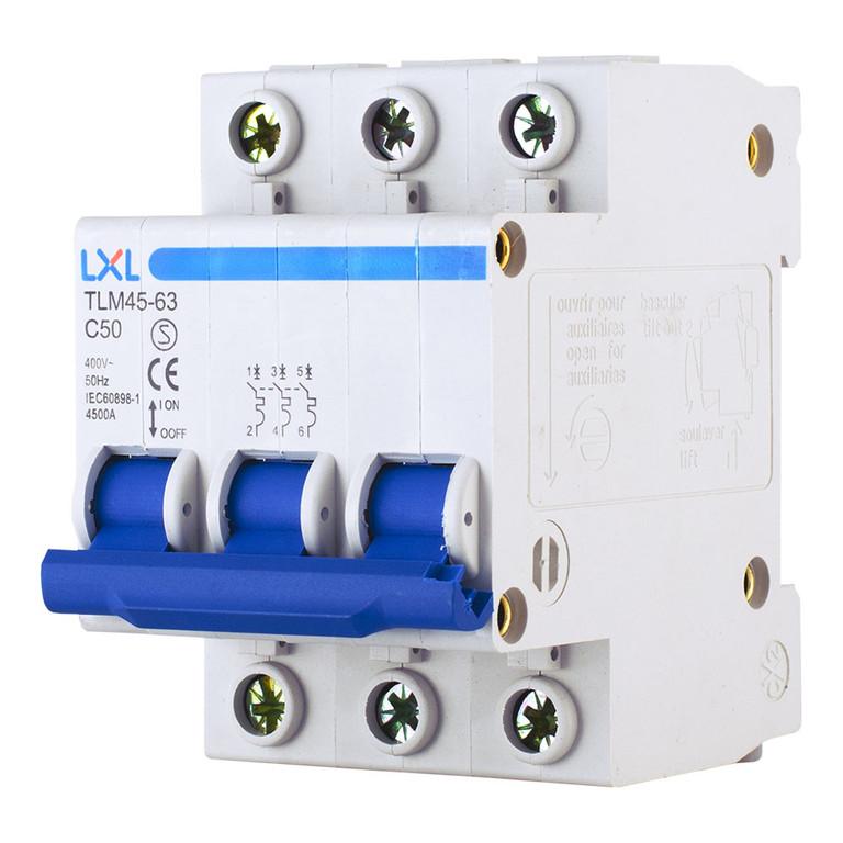 Автоматические выключатели тм LXL