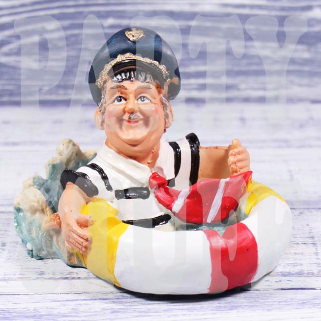 пепельница моряк