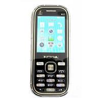 """Кнопочный мобильный телефон Nokia M65 - 2.4"""", 2 сим. Громкий динамик."""