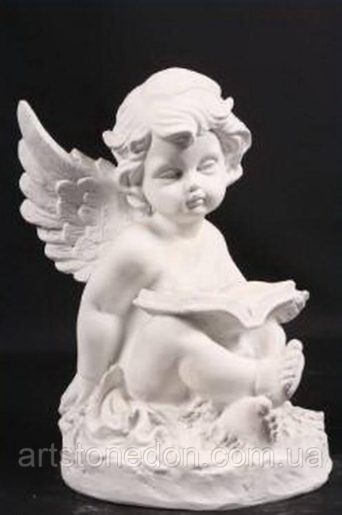 Статуэтка Ангел с книжкой 23 см полимер