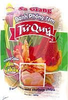 Чипсы креветочные цветные Sa Giang 100 г, фото 1