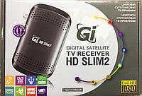 Спутниковый ресивер тюнер Gi HD Slim 2 Mpeg4 Прошит