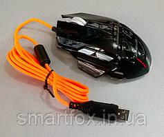 Мышь проводная игровая ZornWee X10