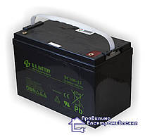 Мультигелева батарея B.B Bettary BC100-12