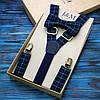 Набор I&M Craft галстук-бабочка и подтяжки для брюк (030223)