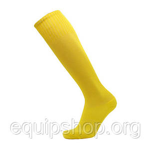 Гетры подростковые Europaw желтые, фото 2