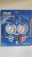 Манометричний колектор Value VMG-2-R410A-B-02