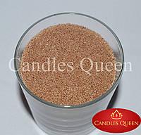 Насыпная свеча цвет капучино (кофе с молоком верхний слой) 1 кг + фитиль