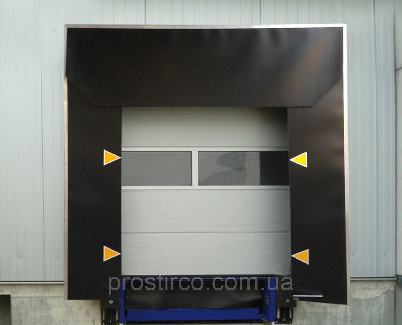 VALMEX® industrial door seal 7812