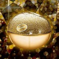 DKNY Golden Delicious Sparkling Apple Донна Каран в сверкающих флаконах