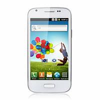 Элегантный телефон Samsung Galaxy S4 Mini java  2 сим,4 дюйма.