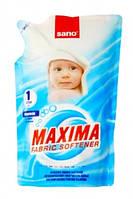 Sano Maxima Fabric Softener Ополіскувач для білизни Ultra Fresh 1 л