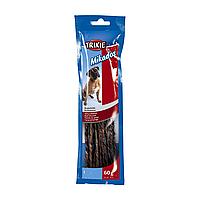 Trixie Mikados 25 см / 60 г - говяжий рубец - лакомство для собак