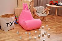 Детское кресло мешок Зайка из ткани Оксфорд для детей 1,5 4 года