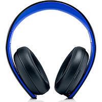 Гарнитура для игровой приставки Sony PlayStation Wireless Black / Blue (9281788)