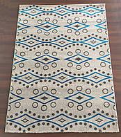 Бежевые прямые ковры, фото 1