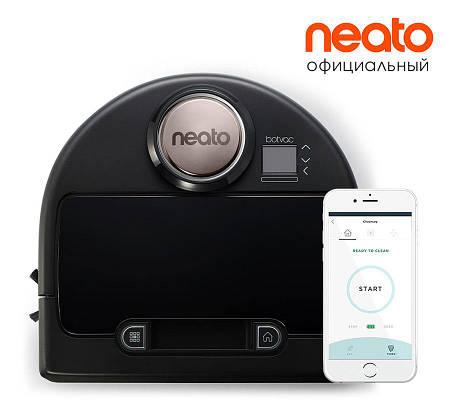 Робот пылесос Neato robotics botvac Connected