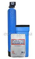Фильтр умягчитель воды без загрузки Aqualine FS 1665 empty