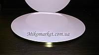 Подложка для Торта Усиленная Круглая 275 мм белый/белый