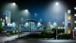 Уличное и архитектурное освещение