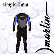 Гидрокостюм Marlin TROPIC   3mm