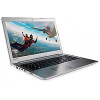 "Ноутбук 15.6 ""Lenovo IdeaPad 510-15 (80SV00B9RA) Silver (80SV00B9RA)"