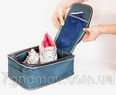 Дорожный органайзер для обуви ORGANIZE  C018 серый