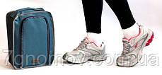 Дорожный органайзер для обуви ORGANIZE  C018 серый, фото 3