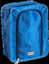 Дорожный органайзер для обуви ORGANIZE  C018 синий, фото 3