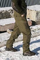 "Зимние брюки ""Тренд М-65""/ олива 100%х/б (палаточная ткань)+синтепон"