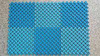 Резиновый коврик в душ 600х400 мм