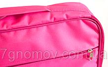 Органайзер для рубашек на 3шт для путешествий ORGANIZE C020 розовый, фото 3