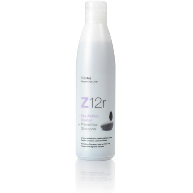 Erayba Шампунь против выпадения Z12r Preventive Shampoo, 250 мл