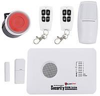 Комплект беспроводной сигнализации PoliceCam GSM 10C Prof