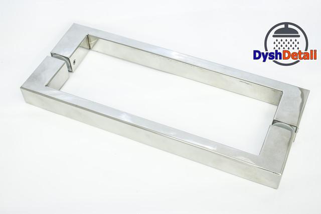 Ручка для дверей душевой кабины на два отверстия ( H-630 ) Метал
